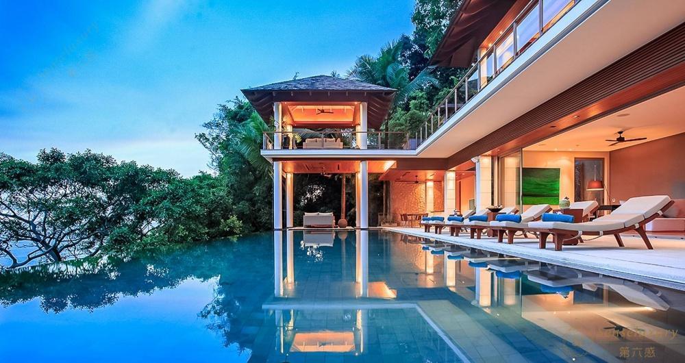 普吉岛度假别墅 菩提别墅预订 baan banyan phuket (villa 4403)度假
