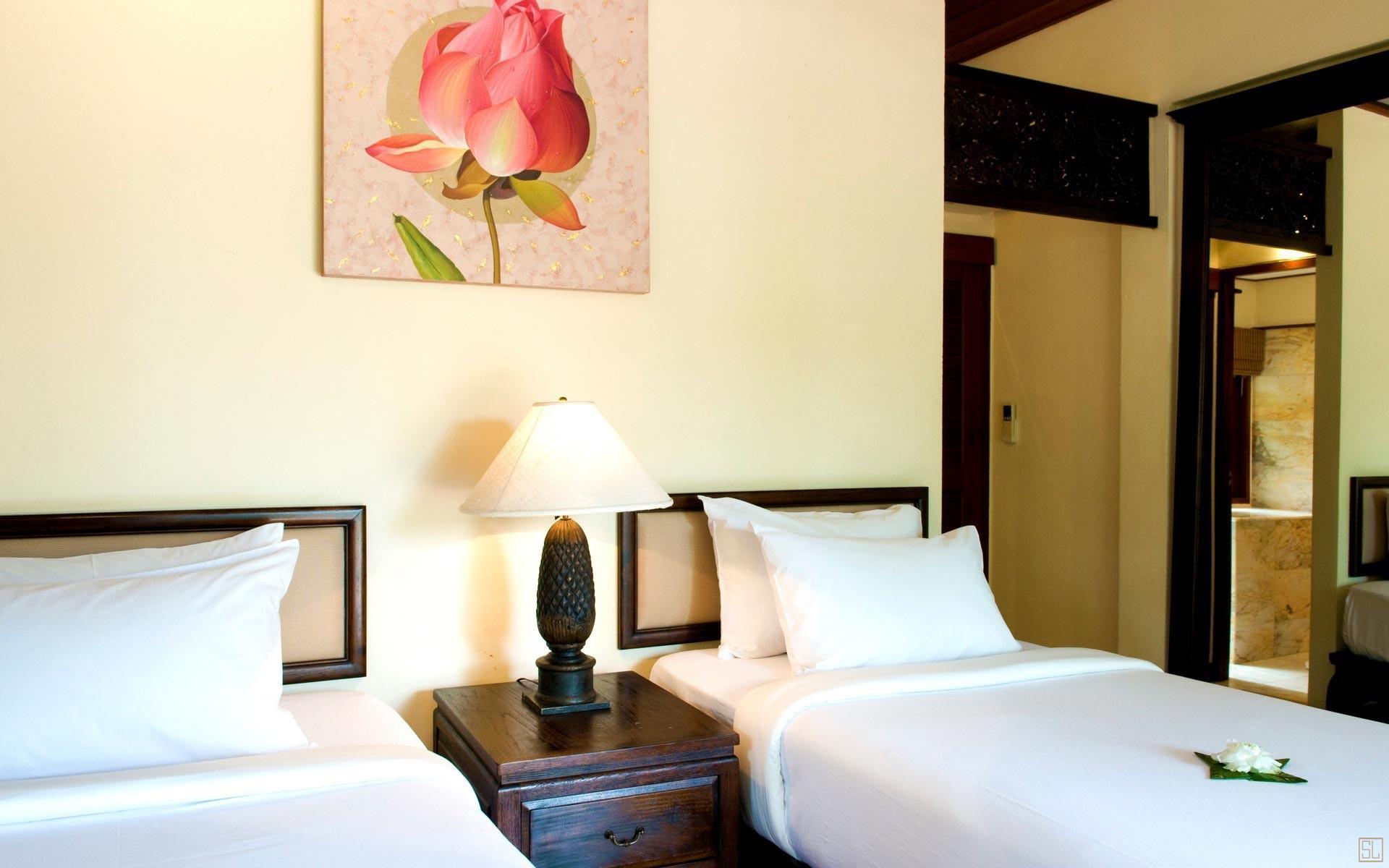 泰国苏梅岛密斯卡湾罗望子别墅标准卧室