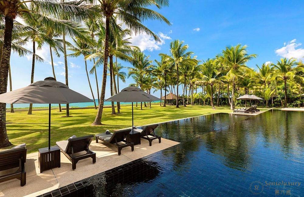 泰国普吉岛纳泰海滩香缇别墅别墅沙家浜出售图片