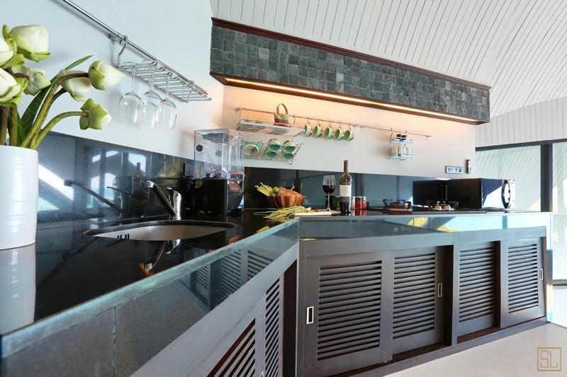 泰国苏梅岛月影别墅厨房