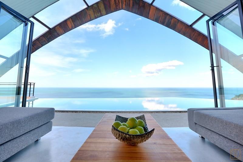 泰国苏梅岛月影别墅水果