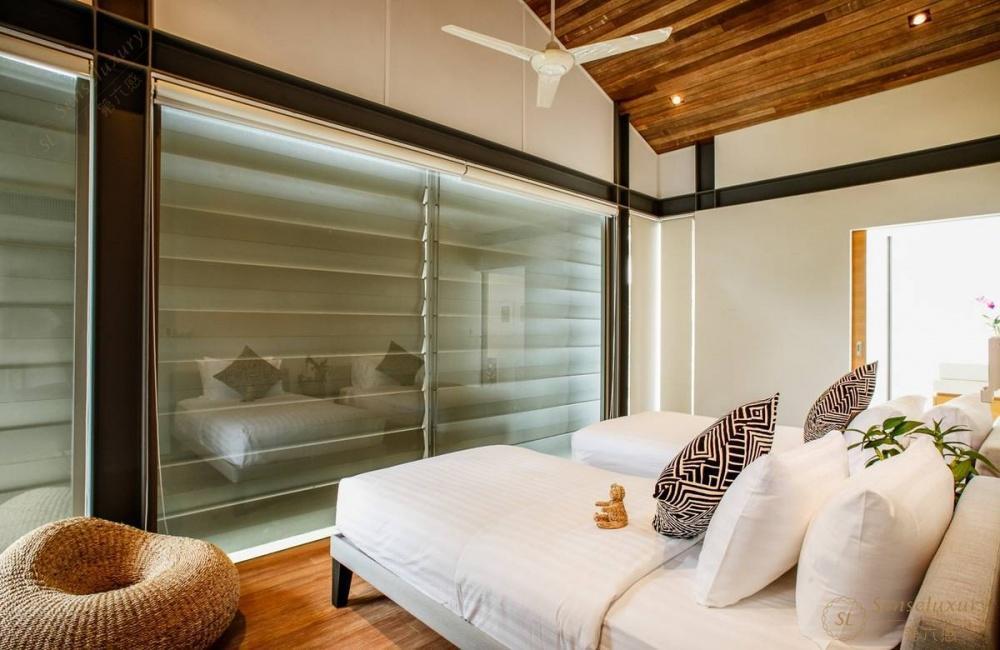 泰国普吉岛若索别墅玻璃墙