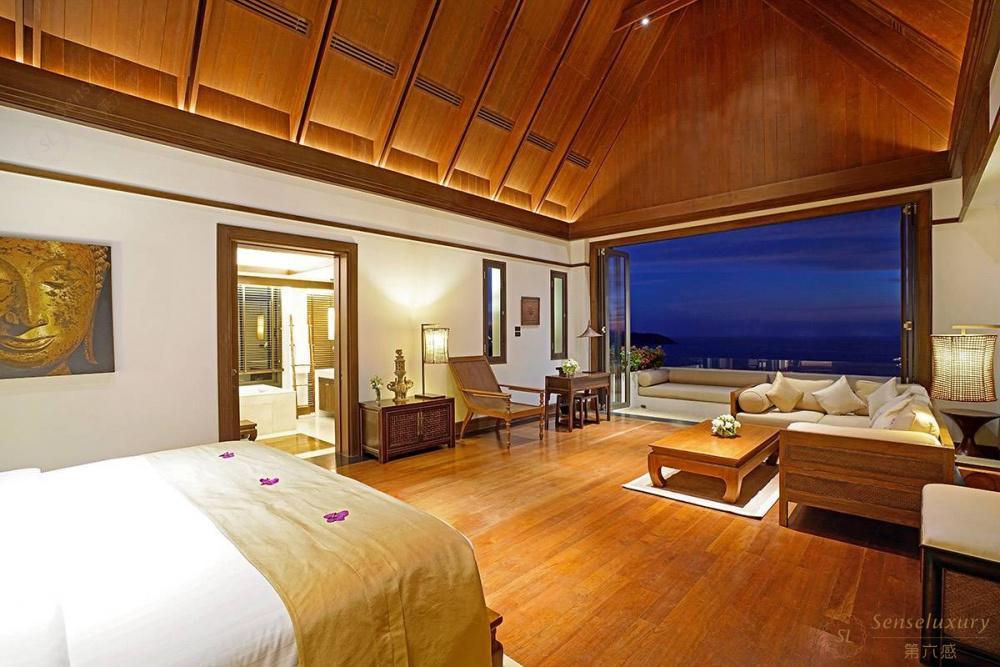 泰国普吉岛艾逸别墅卧室