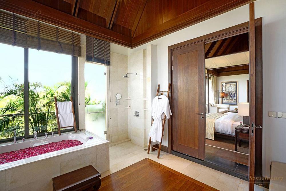 泰国普吉岛艾逸别墅浴室