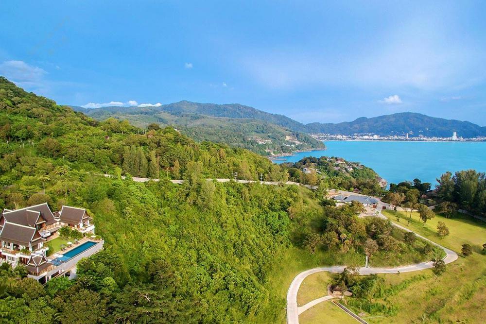 泰国普吉岛艾逸别墅山景