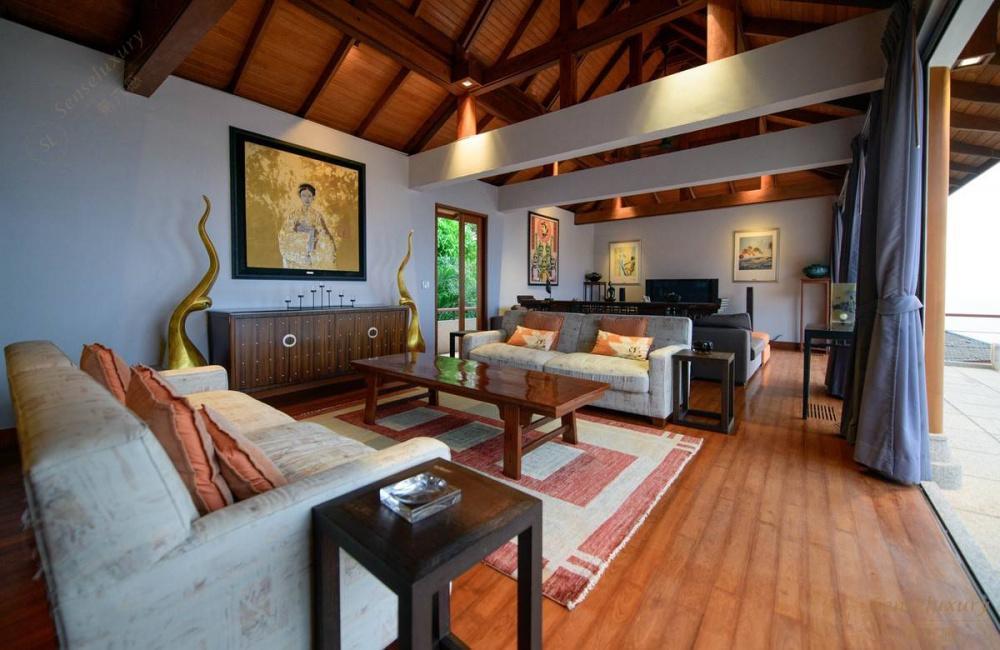 泰国普吉岛瑞卡塔湾别墅 卧室