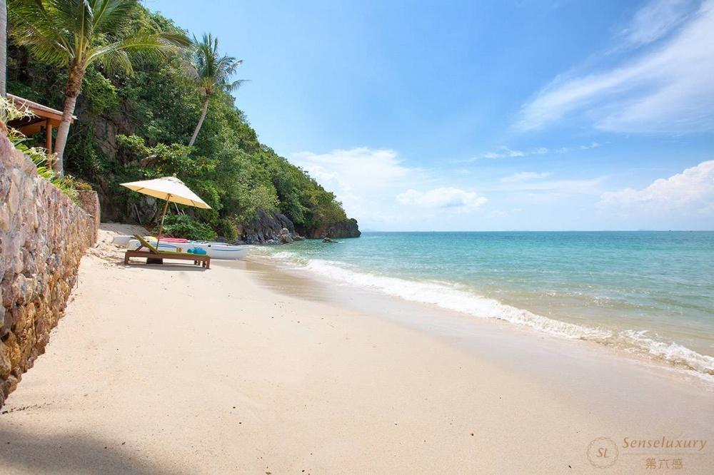 泰国苏梅岛象语别墅海滩
