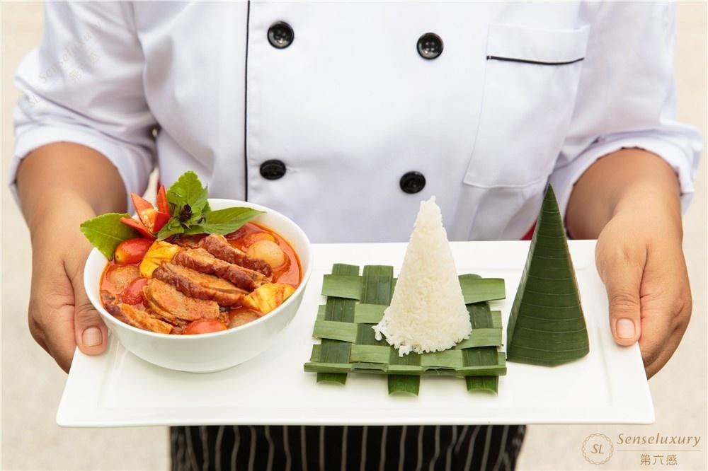 泰国普吉岛萨姆萨拉-班雅诗瑞别墅料理