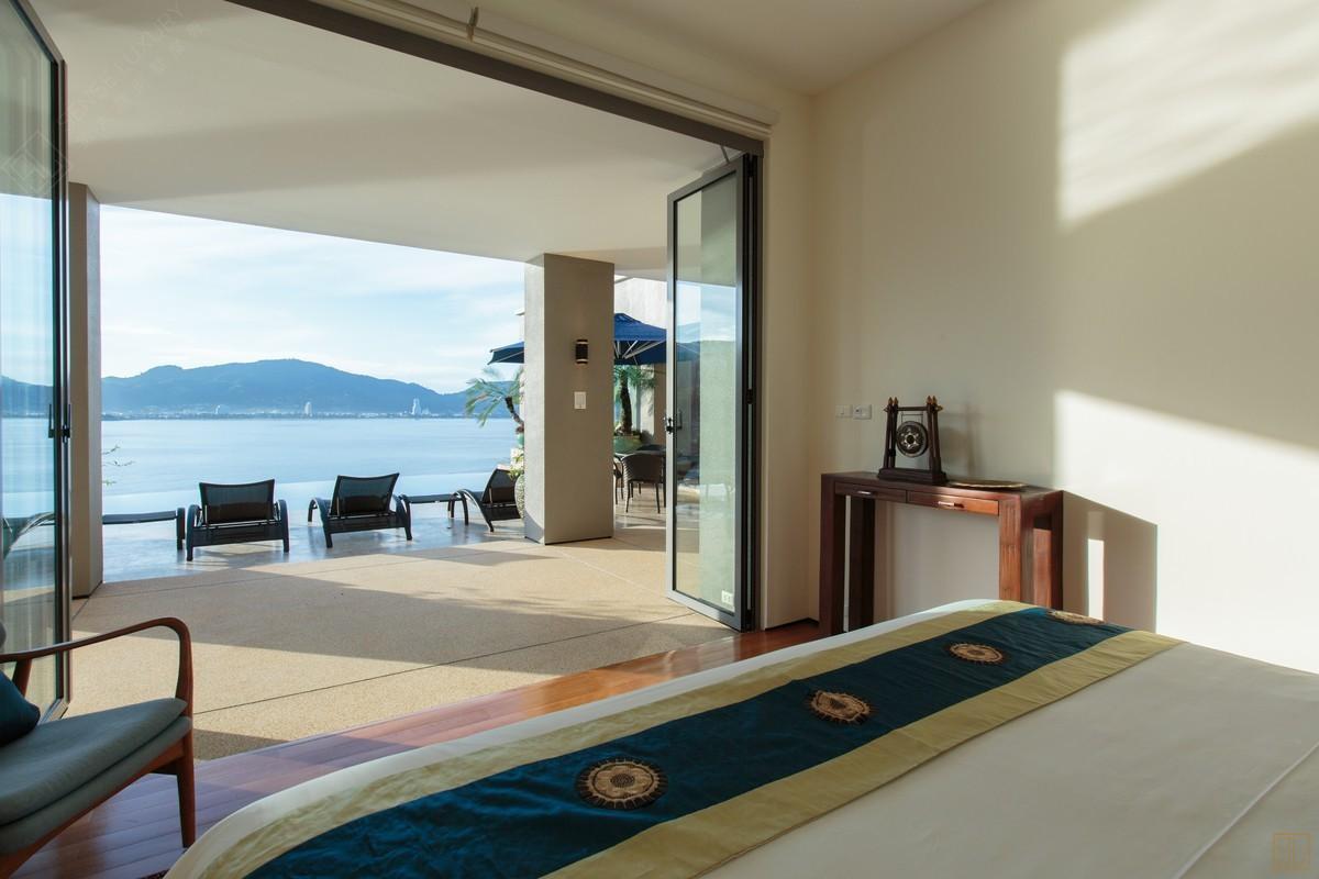 泰国普吉岛萨姆萨拉-法萨伊别墅海景房