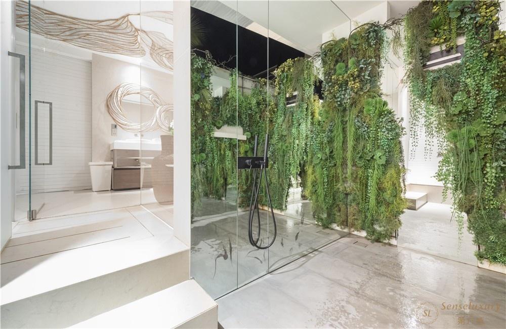 泰国普吉岛暹罗别墅浴室