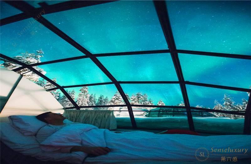 第六感Senseluxury 度假别墅-卡克斯劳特恩-玻璃圆顶木屋-screenshot-26