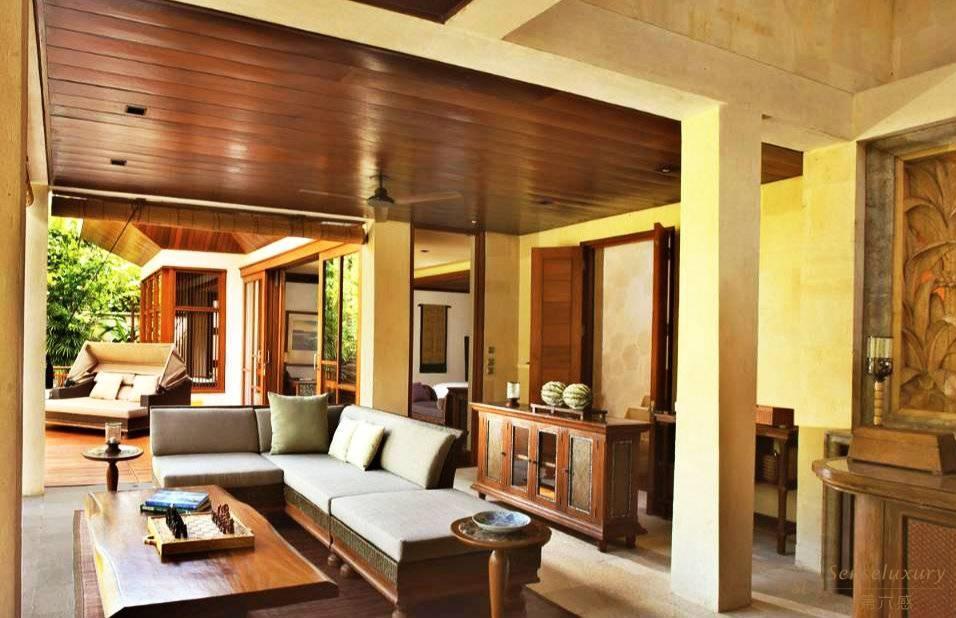 巴厘岛山妍四季酒店