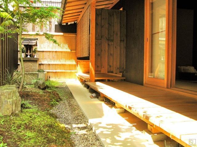 京都别墅-热卖别墅-三坊西洞院-Sanbo Nishinotoin-cho Machiya