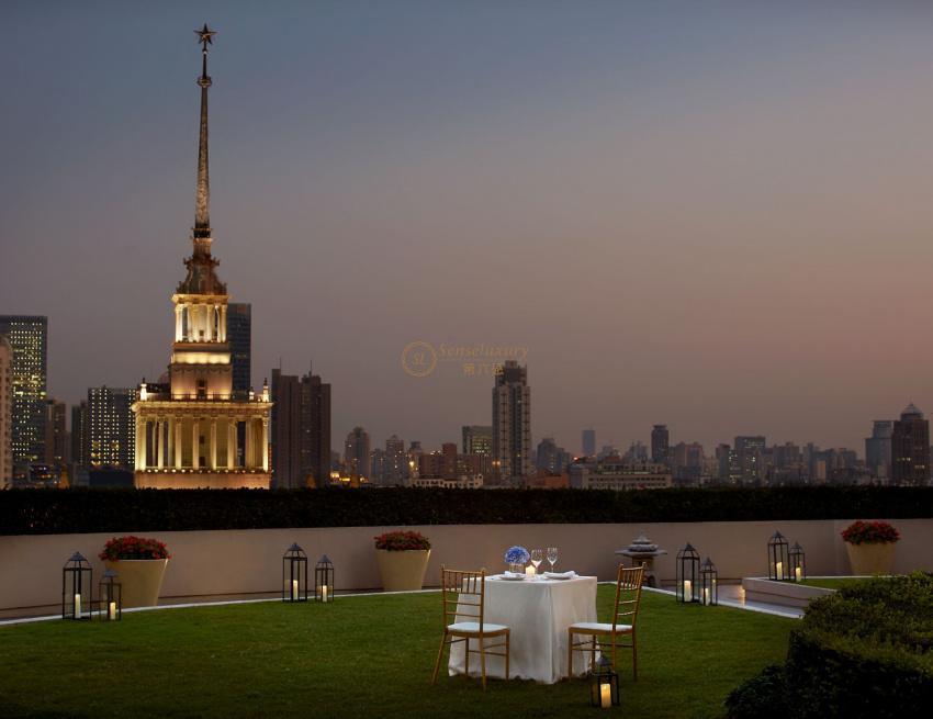 上海波特曼丽思卡尔顿酒店 THE PORTMAN RITZ-CARLTON, SHANGHAI