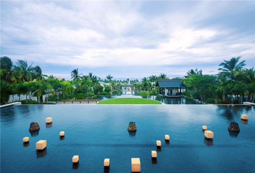 三亞嘉佩樂度假酒店 CAPELLA SANYA - CHINA
