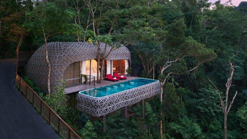 普吉岛奇玛拉5天4晚自由行~在奇玛拉雨林开启一场奇幻之旅