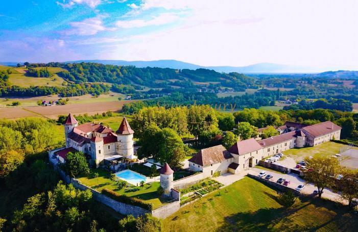 入住法國莎波城堡,體驗奢華優雅法式生活