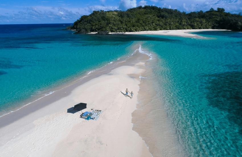 斐济8天6晚~摩纳哥王子夫妇同款Yasawa外岛一价全包